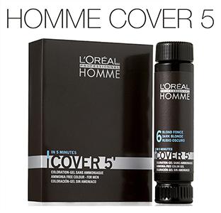 Loreal Homme Cover 5 - Краска для мужчин