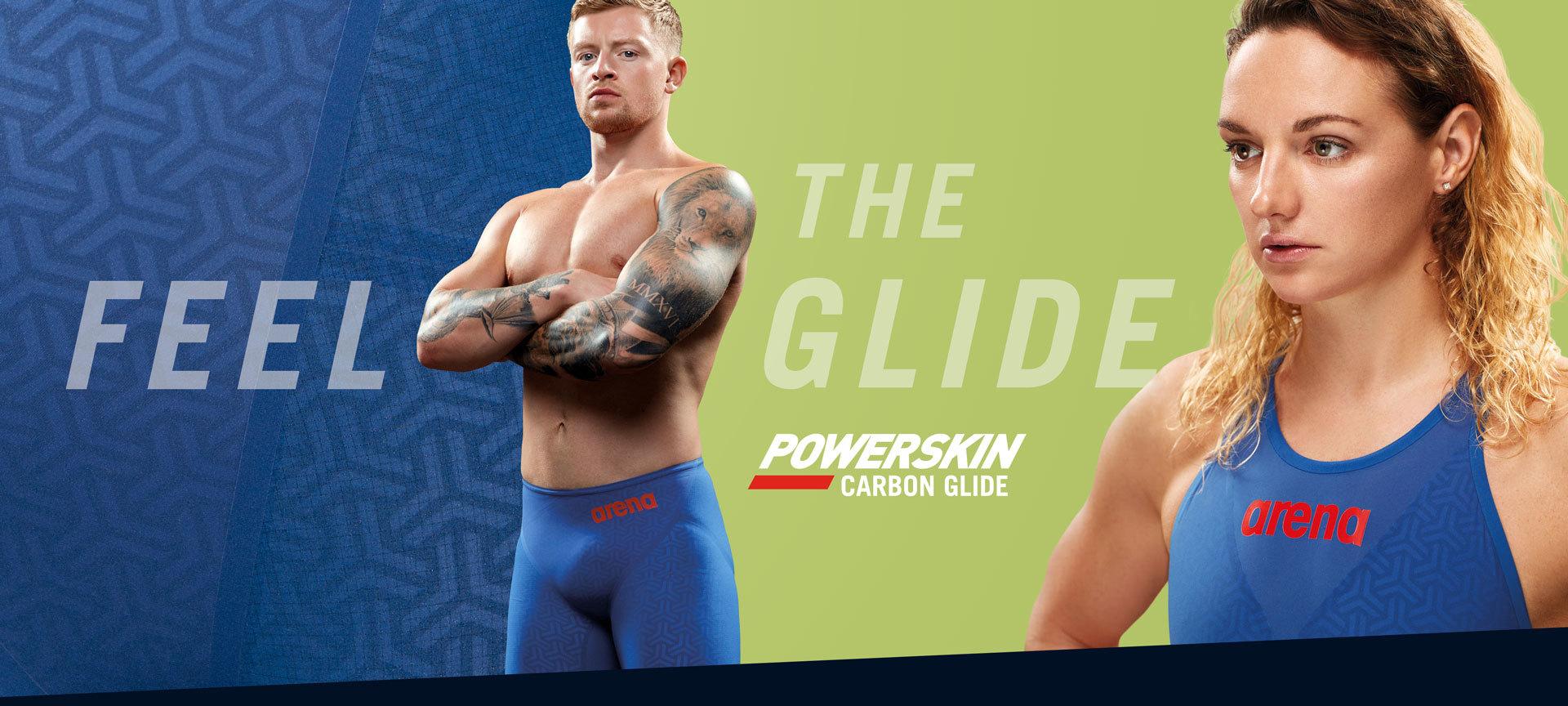 Серия Racing Powerskin Carbon Glide