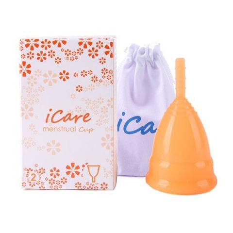 Менструальные чаши iCare