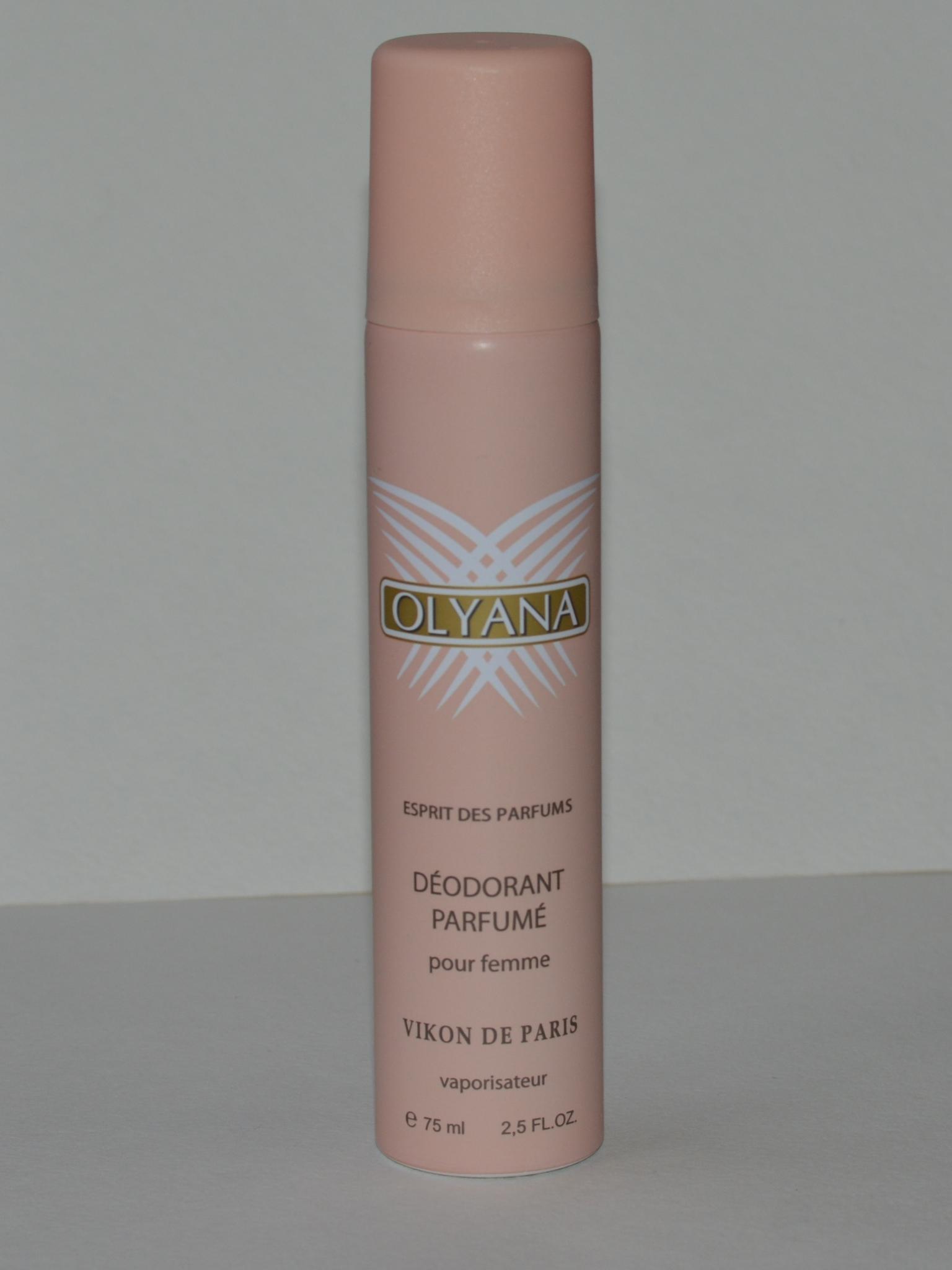 Дезодорант парфюмированный
