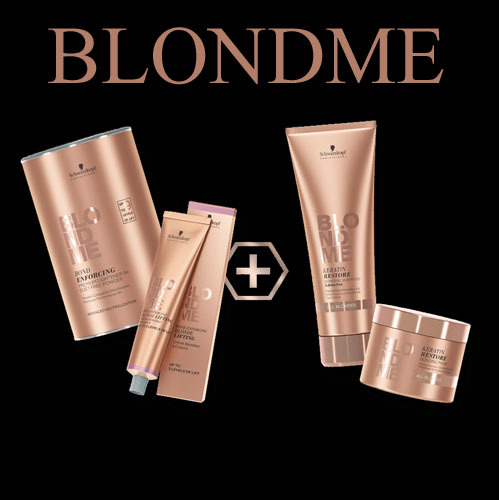 Blondme - Блондинг-уход