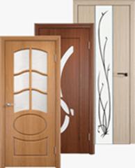 Двери искусственный шпон