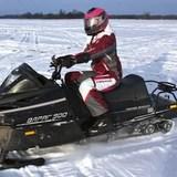 Женская снегоходная экипировка
