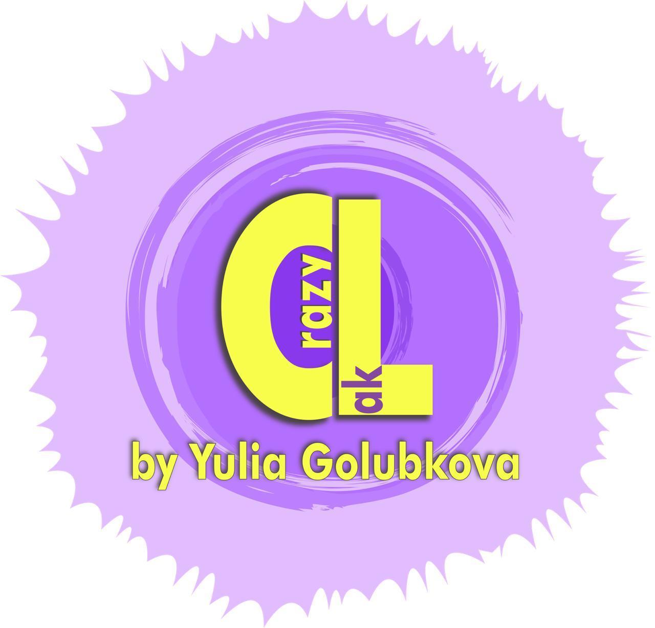 CRAZY-LAK от Юлии Голубковой