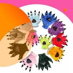 Перчатки для кигуруми