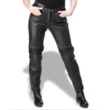 Женские кожаные мотоштаны