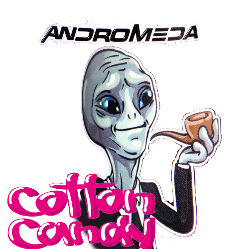 Andromeda by Cotton Candy