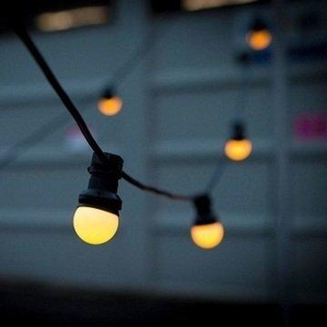 Гирлянды LED Белт Лайт шарики