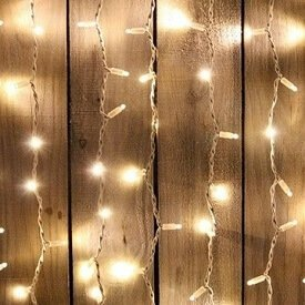 Гирлянда штора, дождь, водопад, занавес LED