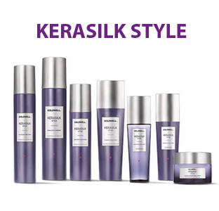 Kerasilk Style - Шелковый стайлинг