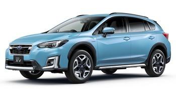Subaru XV 2018 +