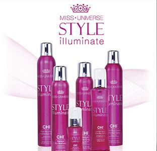 Miss Universe Style Illuminate - Сияющий стайлинг
