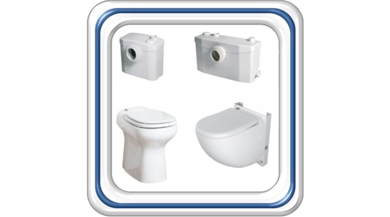 Насосные установки для канализации