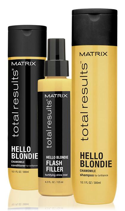 Matrix Total Results Hello Blondie для светлых волос