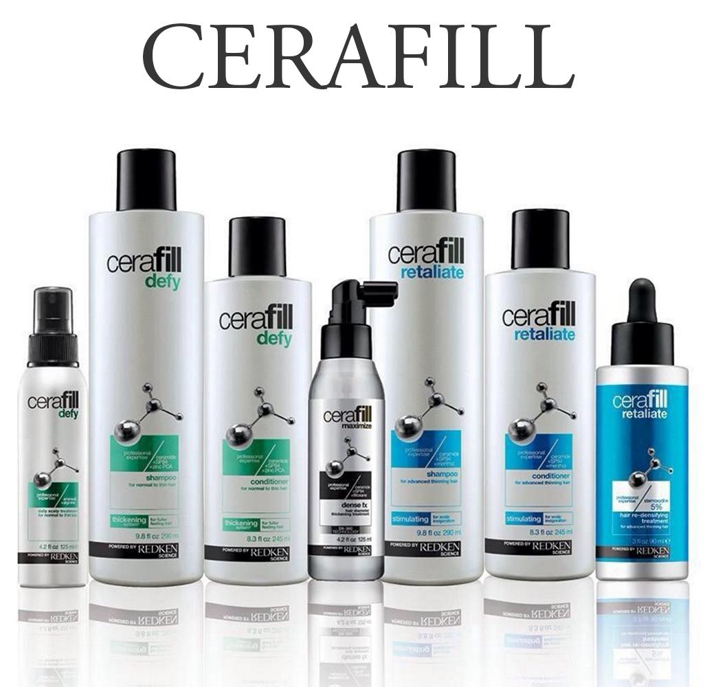 Cerafill - От выпадения волос