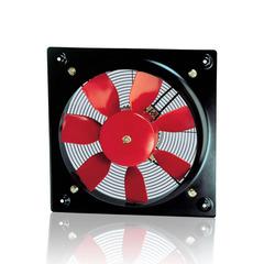 Накладные осевые промышленные вентиляторы