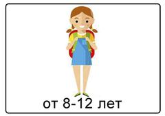 Детские наручные часы от 8-12 лет