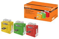 Трансформаторы тока ТТН-Ш цветные (кл.точн.0,5) МПИ 8 лет