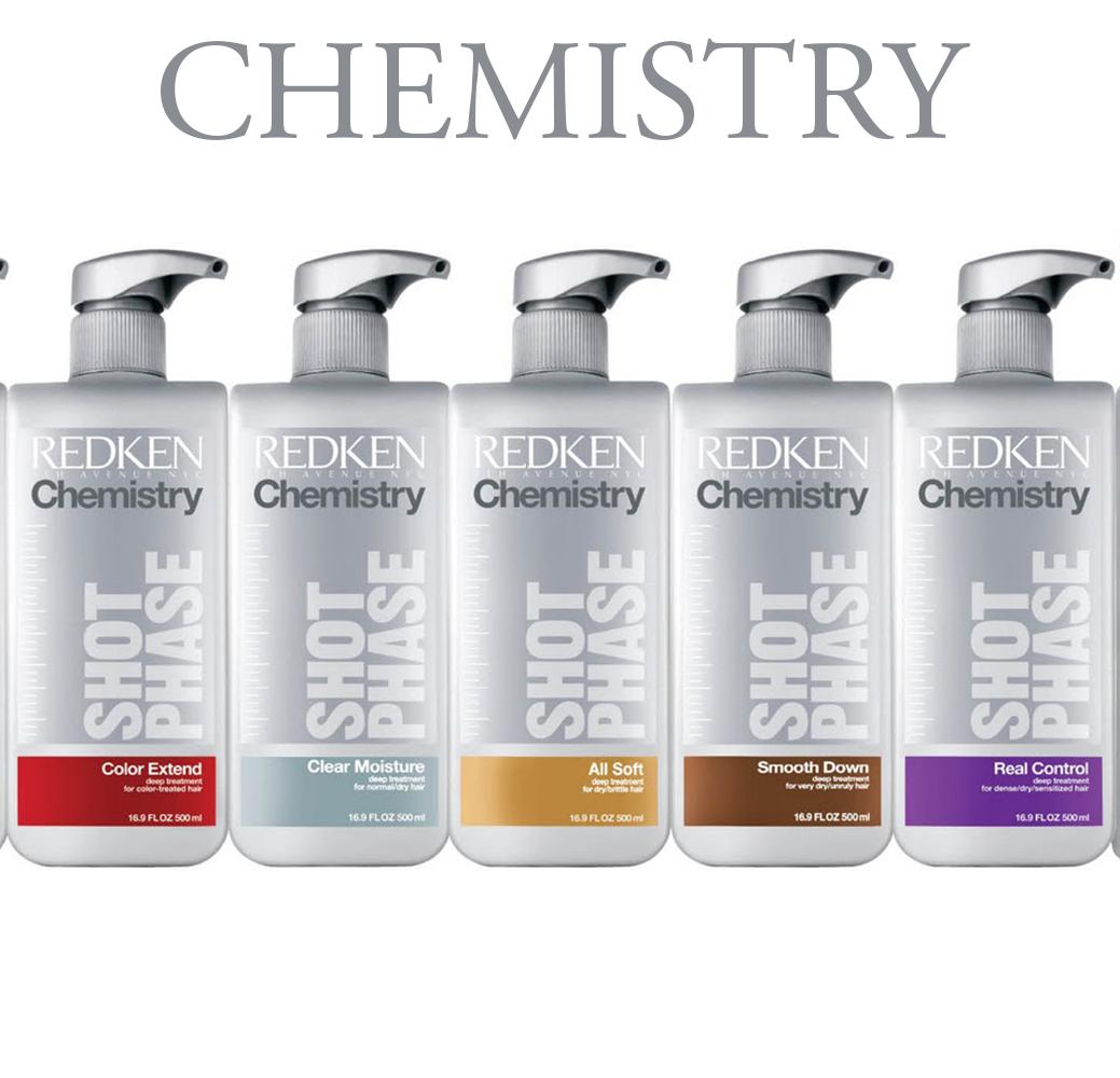 Chemistry - Программа глубокого ухода за волосами