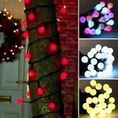 Гирлянда Уличная Нить String LED