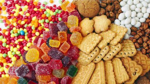 Кондитерские изделия и сладости