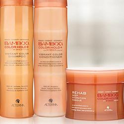 Bamboo Color Hold+ - Для окрашенных волос
