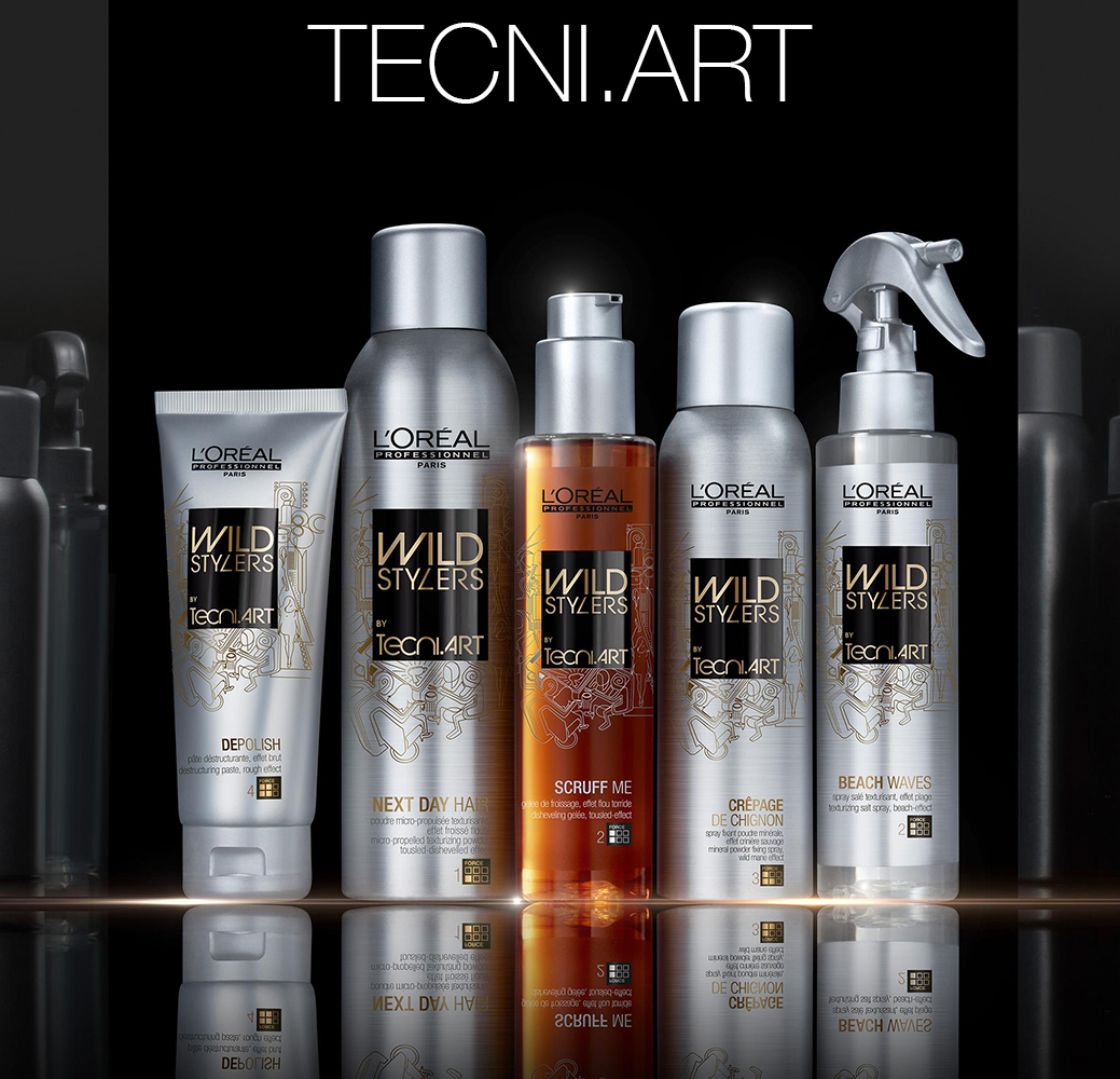 Tecni.art - Средства для укладки волос