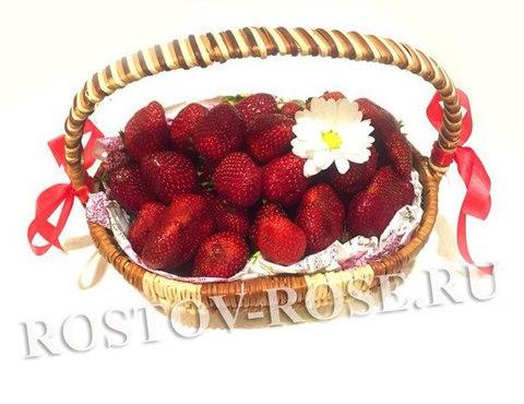 Фруктово-ягодные корзины