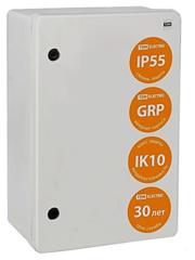 Шкафы ЩПМП IP55 (GRP, антивандальные)
