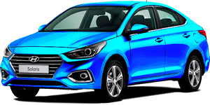 Hyundai Solaris I 2010-2017