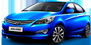 Hyundai Solaris II 2017-н.в.
