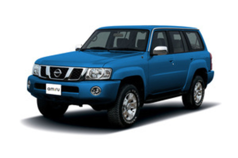 Y61 1997-2010 на рейлинги