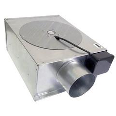 ВКП - Центробежные вентиляторы в прямоугольном корпусе с немецким двигателем