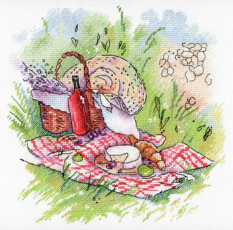 А-006 Прованский пикник