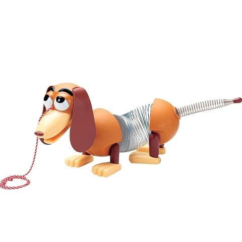 Собачка Спиралька 16-33 см. История игрушек