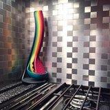 Набор кухонных принадлежностей 5 инструментов на подставке Nest™ Plus разноцветный Joseph Joseph 10124 | Купить в Москве, СПб и с доставкой по всей России | Интернет магазин www.Kitchen-Devices.ru