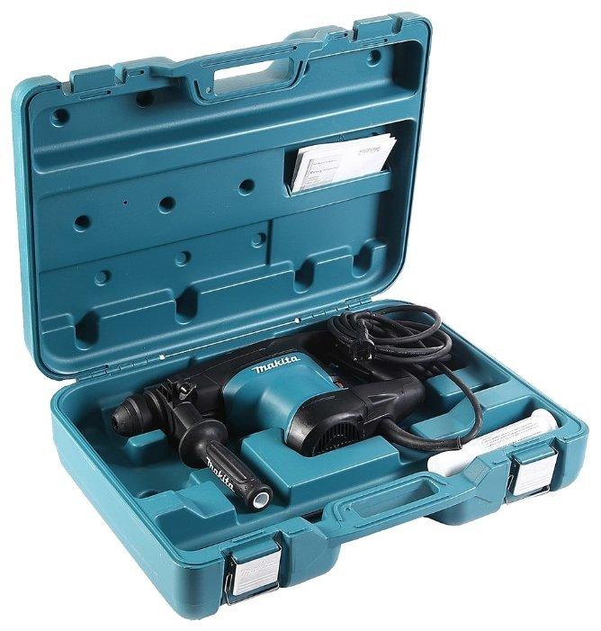 Перфоратор  850Вт. 5.5Дж. 630об/мин Makita HR3200C
