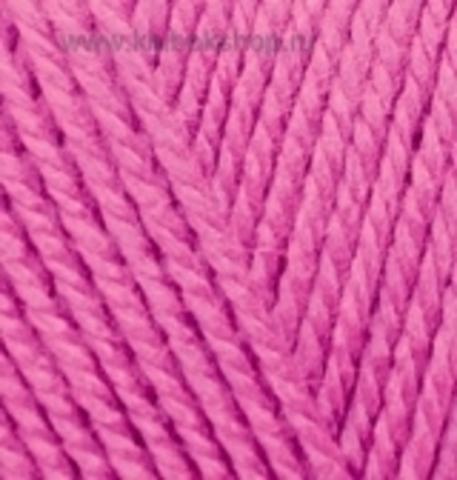Пряжа Extra Alize 171 Ярко-розовый - купить в интернет-магазине недорого klubokshop.ru