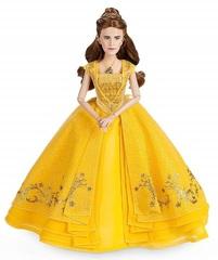 Красавица и Чудовище коллекционная кукла Белль