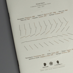 A Selection Of Electroacoustic Works 1964-1977
