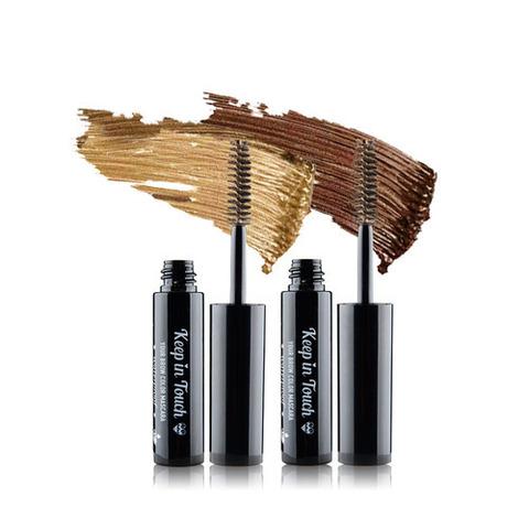 Тушь для бровей KEEP IN TOUCH Your Brow Color Mascara 3g