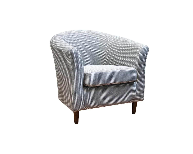 Кресло Мак, обивка рогожка