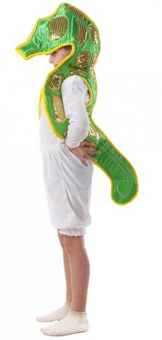 Костюм Морской конёк зелёный 1