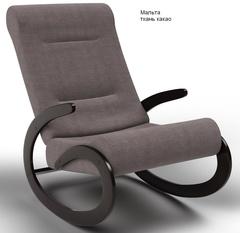 Кресло-качалка Мальта Ткань