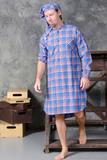 Фланелевая ночная сорочка Julipet