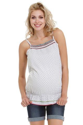 Блузка для беременных 07314 белый