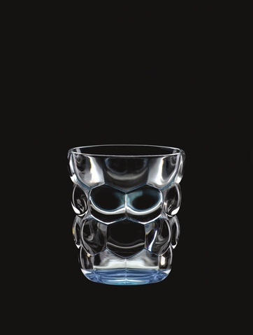 Набор из 2-х бокалов Tumbler Blue 330 мл артикул 100696. Серия Bubbles