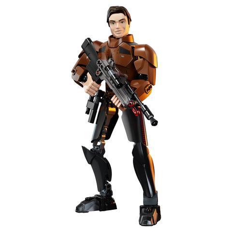 LEGO Star Wars: Хан Соло 75535 — Han Solo — Лего Звездные войны Стар Ворз