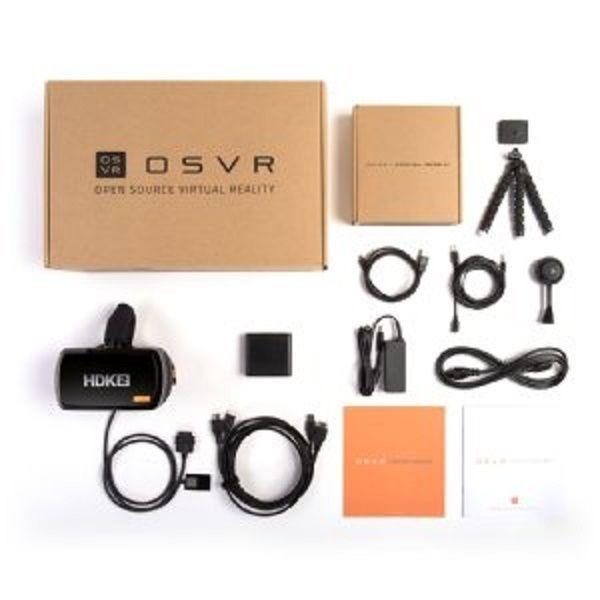Шлем виртуальной реальности OSVR HDK 2