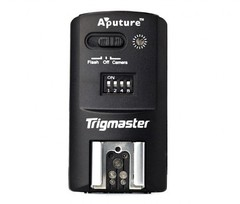 Синхронизатор Aputure Trigmaster Receiver MXRCR-N для Nikon